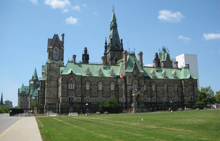 Parlement d'Ottawa – West Block