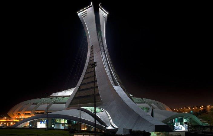 Stade Olympique – Montréal